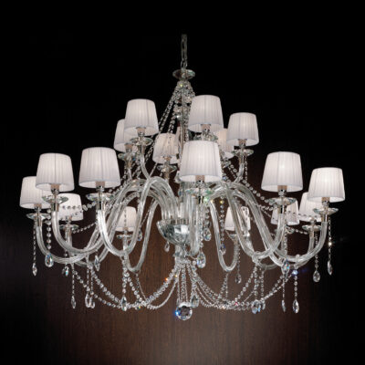 Arcobaleno Clear L12+6 - shade
